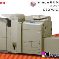 iR ADV C7260 中綴じフィニッシャー+パンチング+紙折り+A3大容量給紙+imagePASS